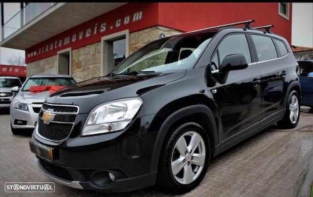 Chevrolet Orlando 2.0 VCDI