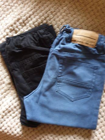 Spodnie H&M dla chłopca w wieku 7-8 rozm 128