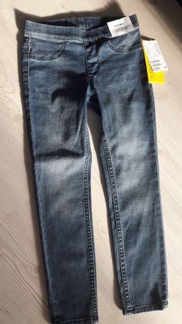 Spodnie H&M rozm. 110