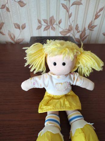 Лялька мяка для дівчинки