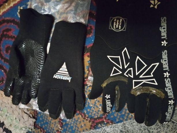 Перчатки для подводной охоты Sargan