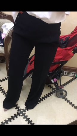 Брюки палаццо широкие Zara hm mango dutti uterque