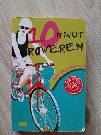 10 minut rowerem