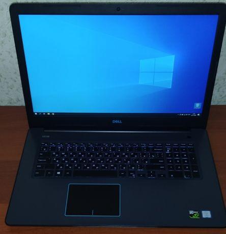 Продаю Игровой ноутбук DELL Inspiron G3 17 3779 (37G3i58S1H1G15-LBK) B
