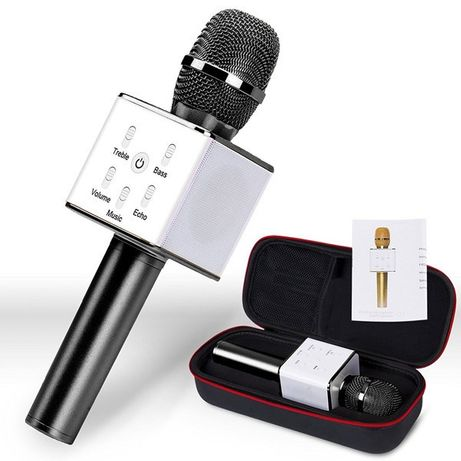 Микрофон Q-7 Wireless Black