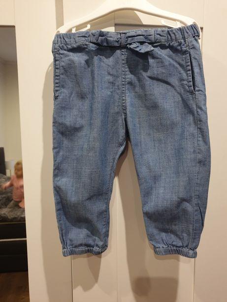 Spodnie jeans Newbie 86