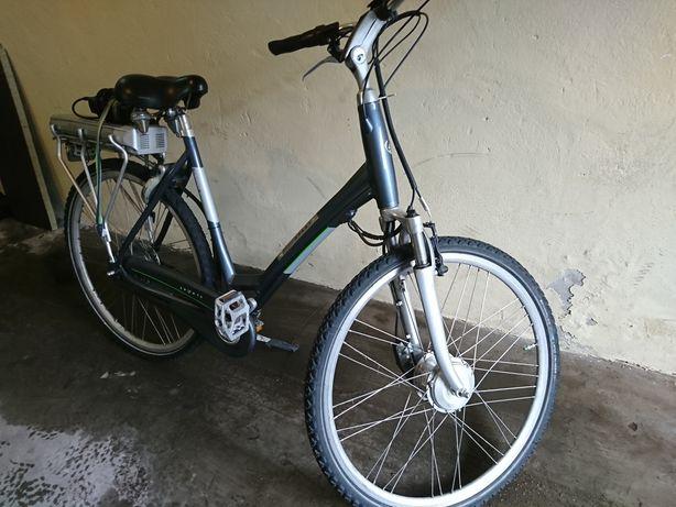 Rower Sparta elektryczny nowa bateria
