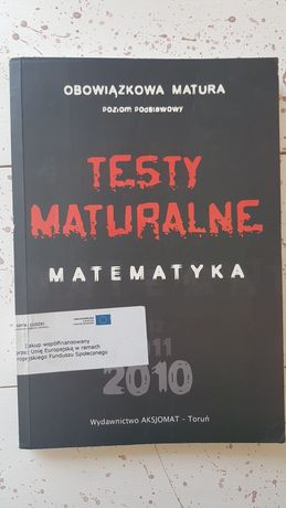 Testy maturalne - matematyka