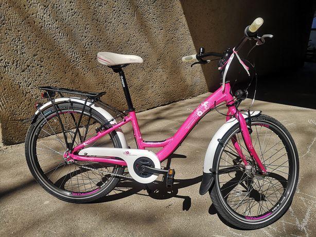 """Велосипед для девочки. Bergamont Belamini N3 24""""."""