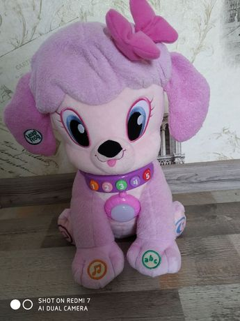 Інтерактивна розвиваюча іграшка Собачка Leapfrog storytime Bella