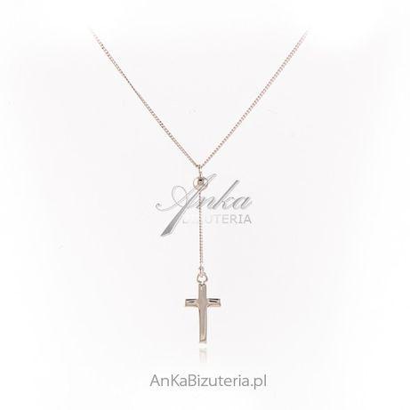 ankabizuteria.pl łańcuszek srebrny 60 cm cmp025 Bransoletka srebrna z