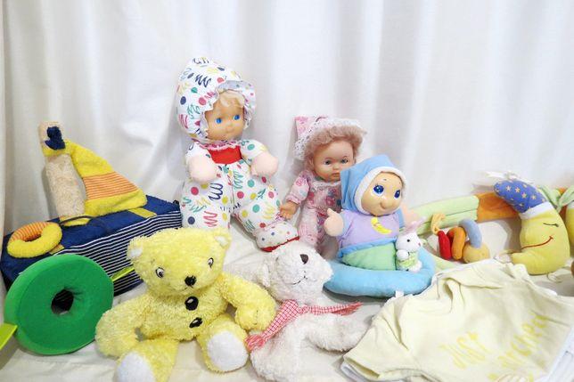 Мягкие фирменные игрушки для новорожденных, ГДР, Европа, кукла для сна