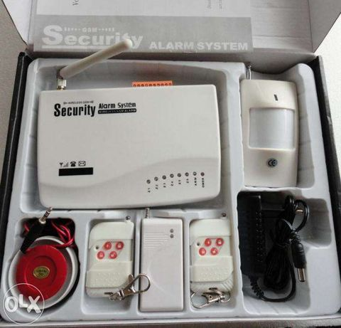 Профессиональная установка GSM сигнализации