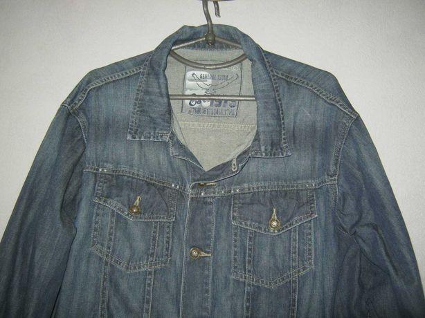 CHEROKEE мужская джинсовая куртка пиджак джинсовый