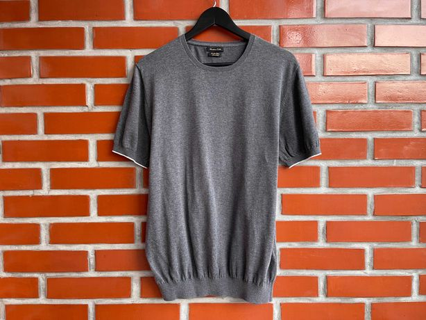 Massimo Dutti мужская футболка размер XL XXL Массимо дутти Б У