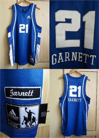 Kevin Garnett L/XL ADIDAS koszulka jersey NBA koszykarska TIMBERWOLVES