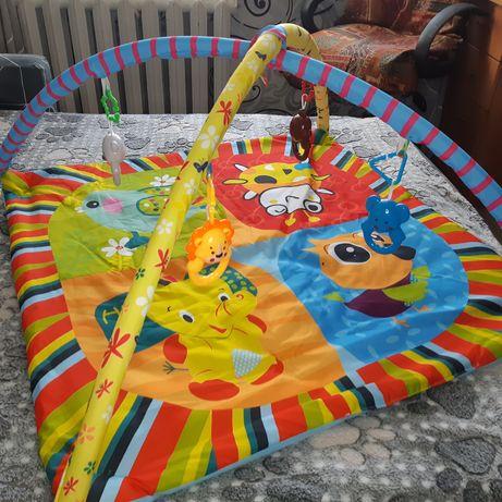 Новый! Развивающий коврик Lindo. Линдо. Розвиваючий. Игровой