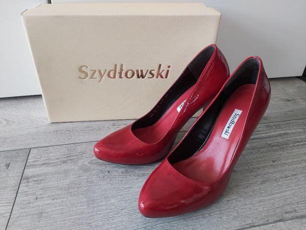 szpileczki czerwone - Szydłowski