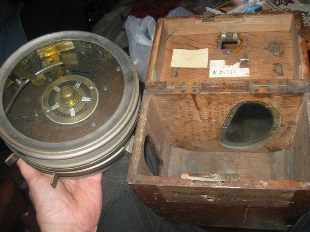 Zegar gołebiarski specjalistyczny przeloty gołębi gołebiarzy ANTYK 19w