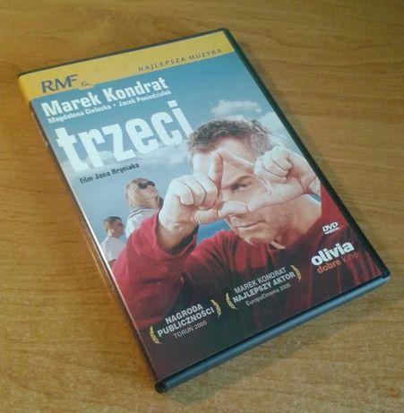 DVD: Trzeci (M.Kondrat, M.Cielecka,J.Poniedziałek)