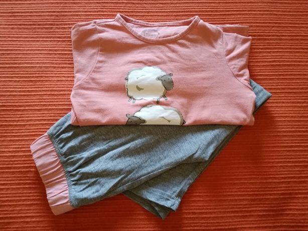 Pijama Algodão, 4 Anos