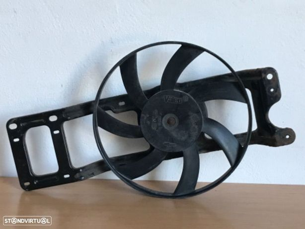 Motoventilador Renault Clio 1.2 Gasolina de 98 a 04. Ref. 7700429846