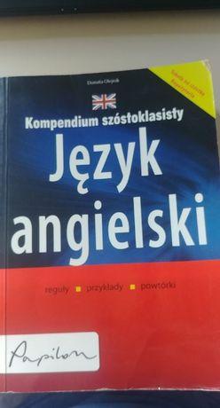 Kompendium szóstoklasisty. Język angielski