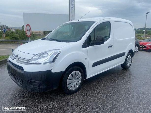 Citroën berlingo iva