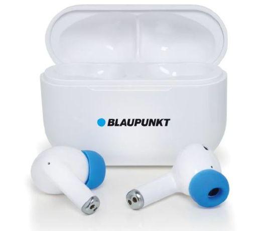 Bezprzewodowe słuchawki Blaupunkt TWS 20 WH