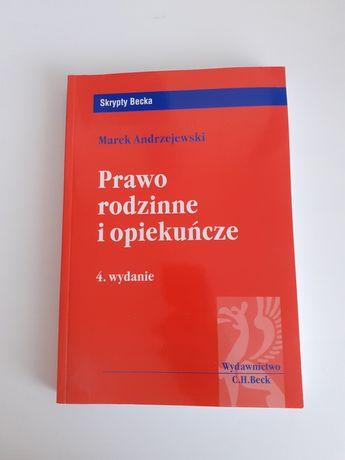Prawo rodzinne i opiekuńcze, Marek Andrzejewski