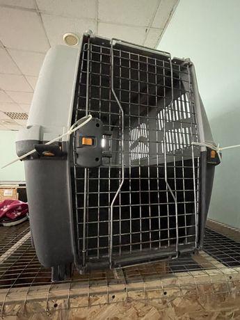 Переноска для крупных собак SKUDO клетка б/у