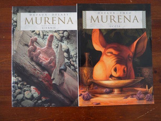 Murena - cykl trzeci (tomy 9 i 10)