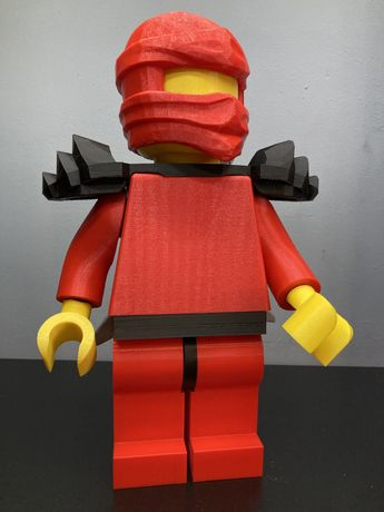 Ludzik lego ninjago figurka