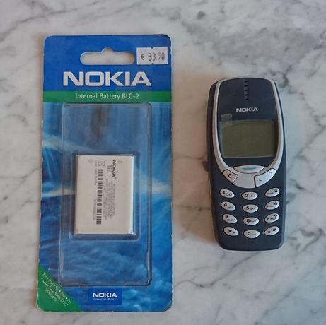 Nokia 3310, bateria nowa