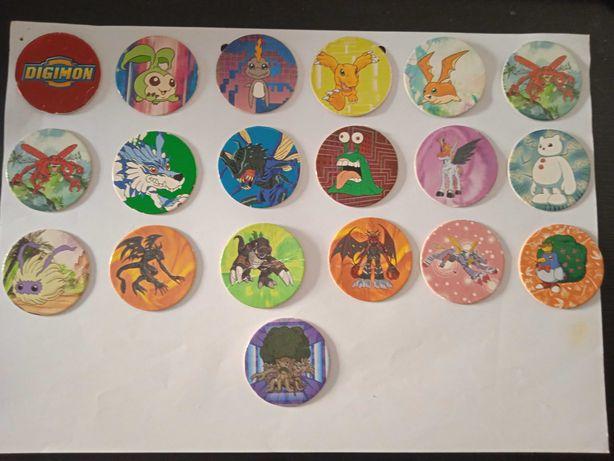 Digimon Tazos Magic Box Int.