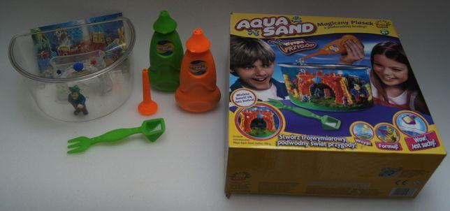Piasek kinetyczny - Aqua Sand Cobi podwodny świat