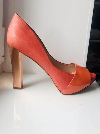 Туфли 39 размер, состояние новых