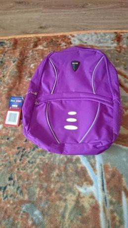 Plecak szkolny nowy, kolor fuksja