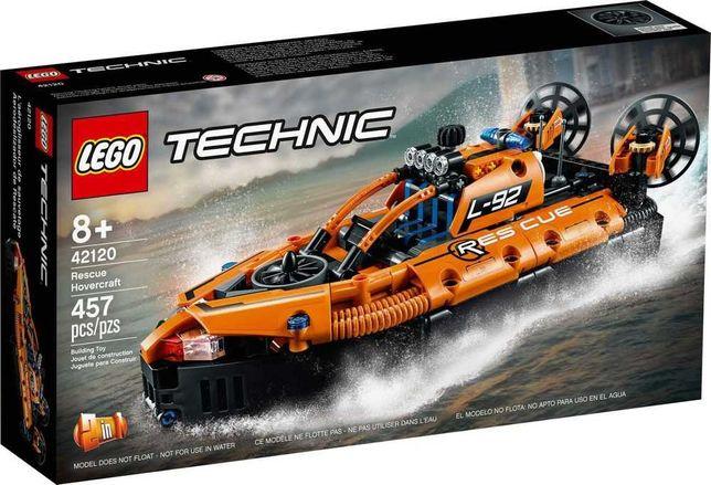 LEGO® 42120 Technic - Poduszkowiec ratowniczy Nowe