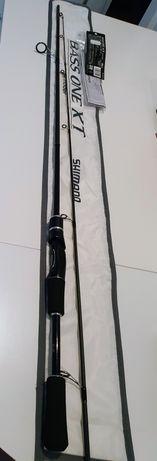 Wędka Shimano Bass one xt 1,98 cw 2-7g nowa,darmowa przesyłka