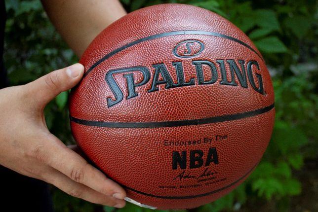 Баскетбольный мяч Spalding Platinum NBA 100%