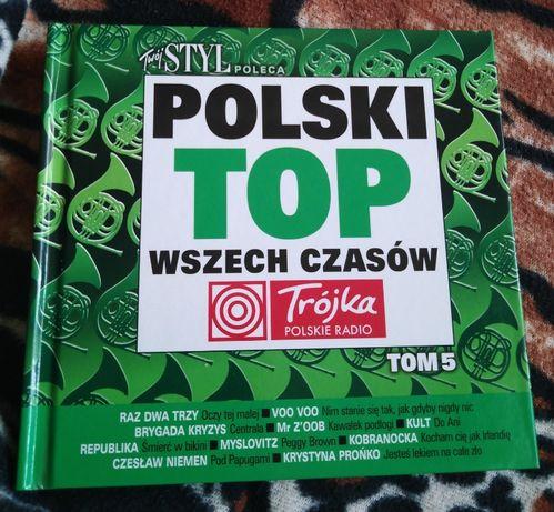 CD - Polski Top Wszech Czasów TOM.5