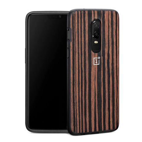ОРИГИНАЛ ЧЕХОЛ на OnePlus 6 дерево wood bumper case