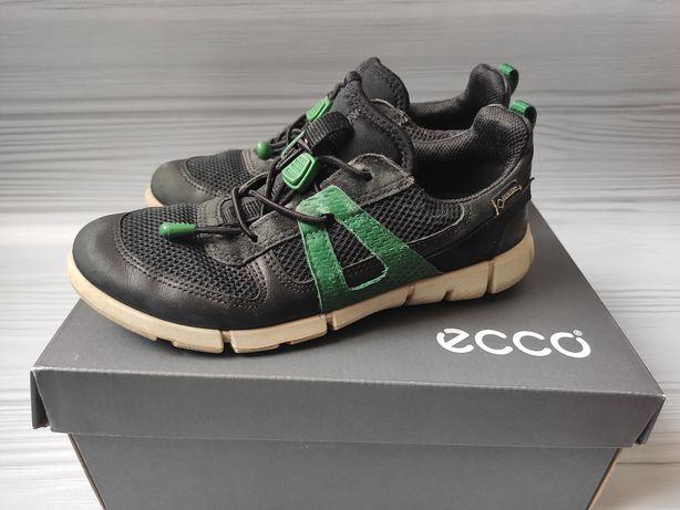 Кожаные кроссовки Ecco, 33 р.