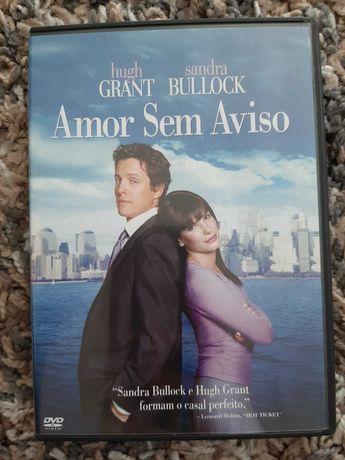 """Filme """"Amor Sem Aviso"""""""