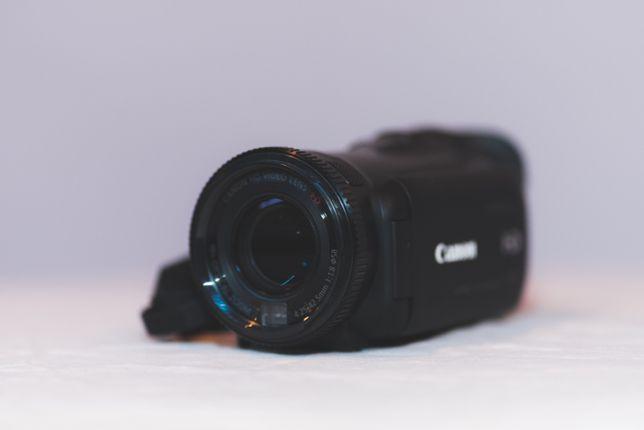 Kamera Canon Legria HF G25 normalnie kosmos