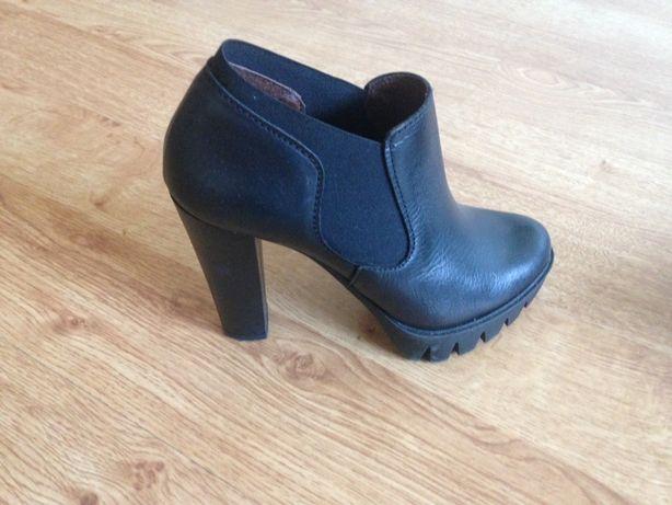 Sapato Preto Tam 36