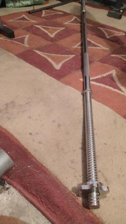 Gryf prosty ,sztanga długi 180 cm