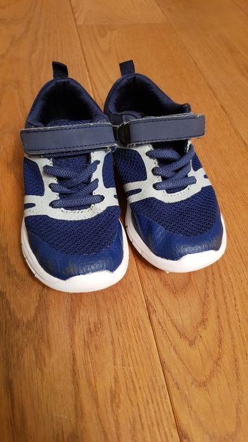 Кросівки на хлопчика 28 р. 18 см, кроссовки сетка in extenso (Польща)