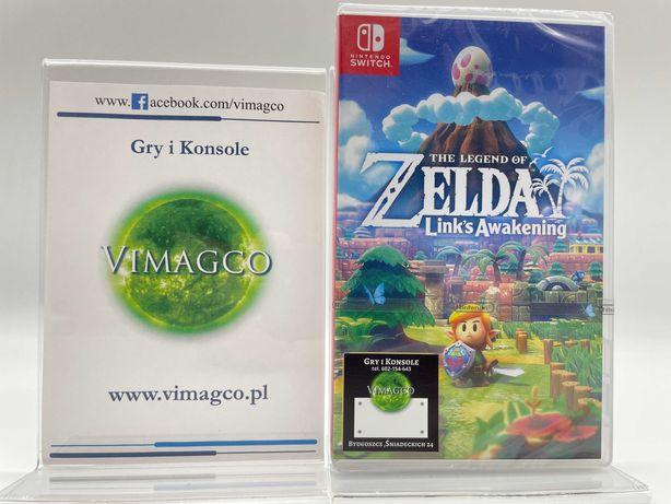 Zelda Link's Avakenning Nintendo Switch Sklep Vimagco PROMOCJA